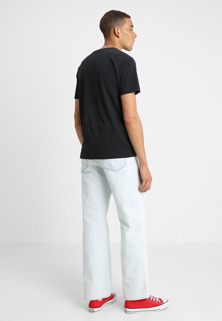 Minimum LUKA - Basic T-shirt - black 2fTHO