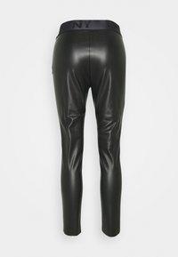 DKNY - PULL ON  - Leggings - black - 1