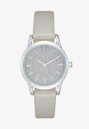 Klokke - grey