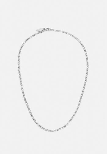 FIGARO CHAIN NECKLACE - Necklace - silver-coloured