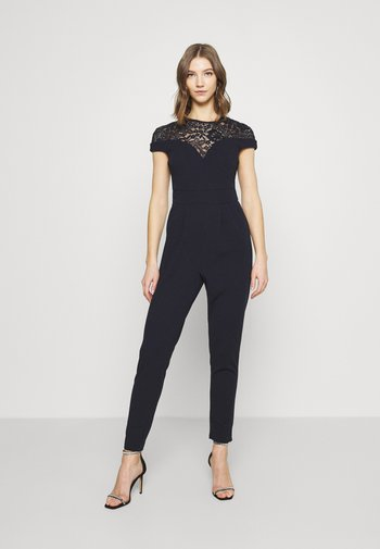 ALLIE - Overall / Jumpsuit - navy blue