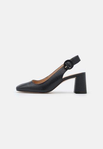 ZALY - Klassieke pumps - noir