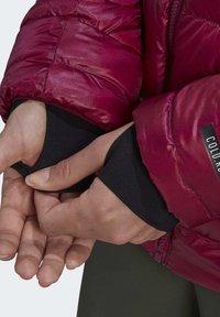 adidas Performance - ICESKY COLD.RDY HOODED DOWN - Dunjakker - purple - 4