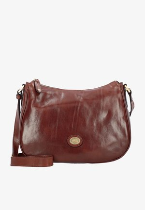 STORY DONNA - Across body bag - brown