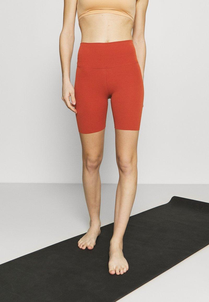 Nike Performance - Tights - rugged orange/light sienna