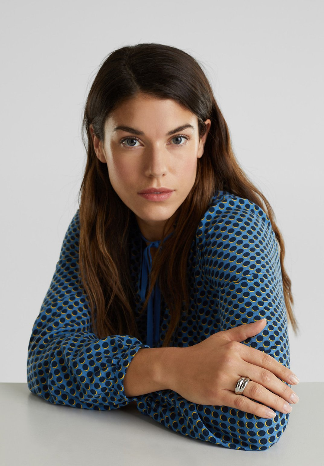 Esprit Statement-ring Aus Edelstahl - Ring Silver/silber