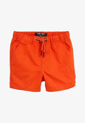 Shorts - mottled orange