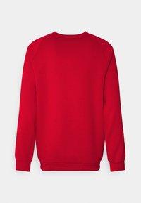 adidas Originals - 3 STRIPES CREW UNISEX - Sweatshirt - scarlet - 1