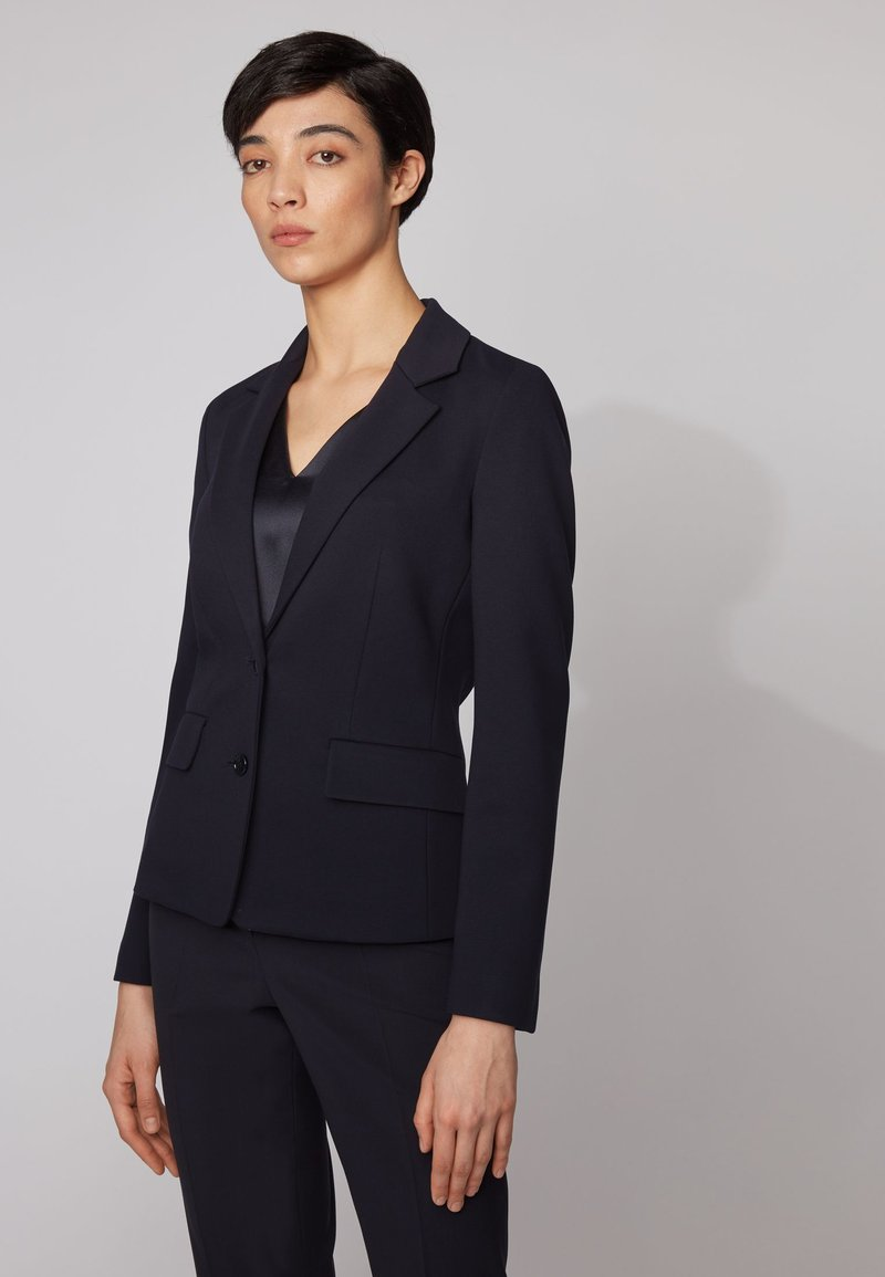 BOSS - JOLISE - Blazer - open blue