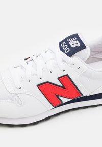 New Balance - 500 - Trainers - white - 5