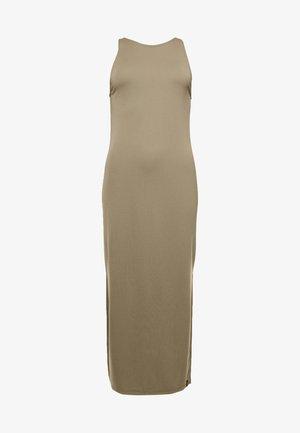 STRAP BACK  - Etui-jurk - moss khaki