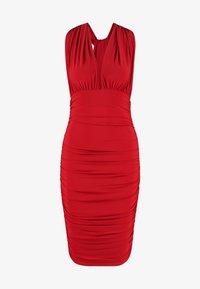 Club L London - Vapaa-ajan mekko - red - 4
