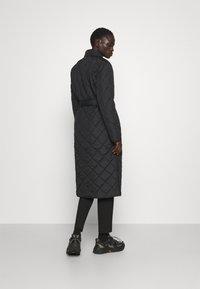 Bruuns Bazaar - AZAMI LINETTE COAT  - Winter coat - black - 2