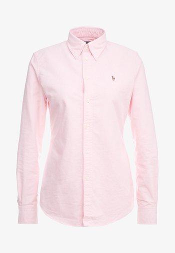 OXFORD KENDAL SLIM FIT - Button-down blouse - pink
