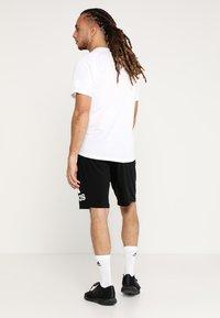 adidas Performance - KRAFT AEROREADY CLIMALITE SPORT SHORTS - Sports shorts - black - 2