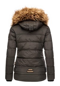 Navahoo - ZOJA - Winter jacket - anthracite - 1