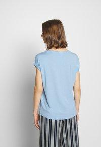 Vero Moda - T-shirt basic - placid blue - 2