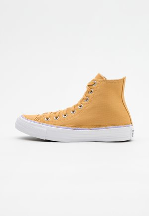 CHUCK TAYLOR ALL STAR - Höga sneakers - orange/pink/white
