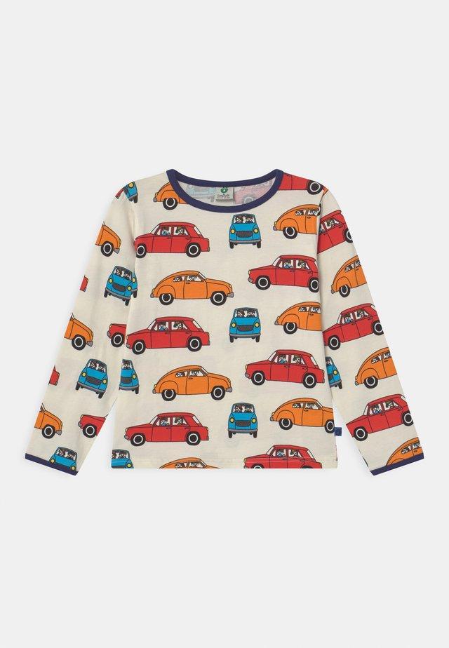 CARS - Langærmede T-shirts - cream