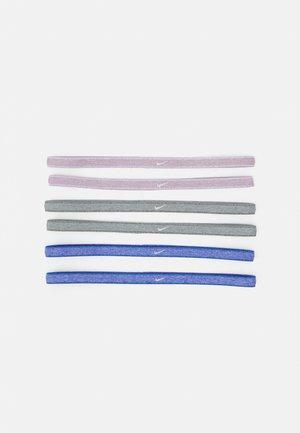 SPORT HEADBANDS 6 PACK - Muut asusteet - plum fog/particle grey/lapis