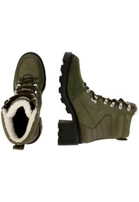 KENDALL + KYLIE - RODNEY - Veterboots - olive - 1