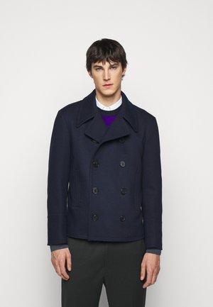 GENTS PEA COAT - Short coat - dark blue