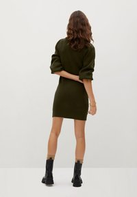 Mango - SAYN - Jumper dress - khaki - 2