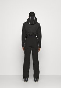 Luhta - ELGMO - Snow pants - black - 2