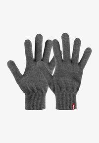Levi's® - Gloves - regular grey - 0