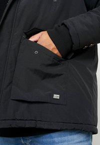 Cars Jeans - DEMSEY PLUS - Parka - black - 7