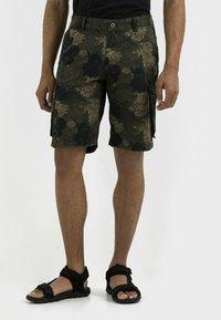 camel active - Shorts - leaf green - 0