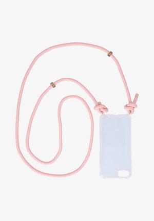 Phone case - rosafarben