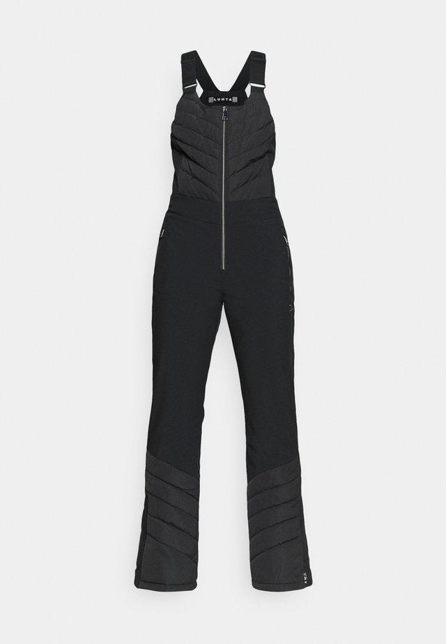 ESTBACKA - Snow pants - black