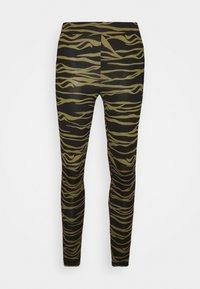 JDYDONNA BOURNE - Leggings - Trousers - olive branch