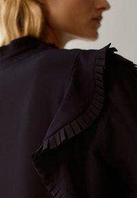Massimo Dutti - Overhemdblouse - black - 4