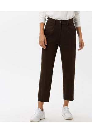 STYLE MARCIE  - Trousers - brown