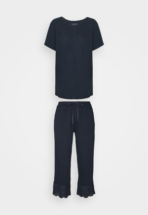 SET - Pyjama set - nachtblau