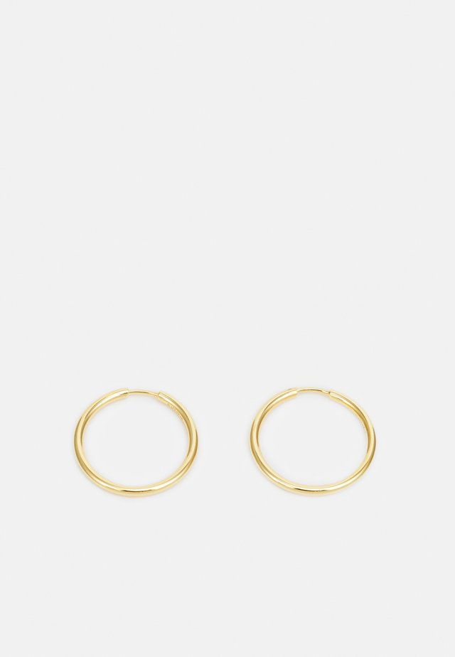 SENORITA HOOP PAIR - Earrings - gold-coloured