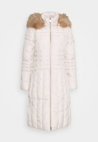 Calvin Klein - ESSENTIAL COAT - Winter coat - white smoke - 4