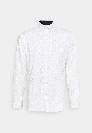 SLHSLIMNEW MARK - Shirt - star white