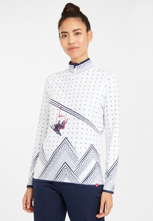SKIROLLI ADRENALINE - Sports shirt - snow