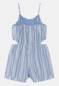 Abercrombie & Fitch - CUTOUT  - Tuta jumpsuit - blue - 1