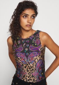 Versace Jeans Couture - Top - nero - 5