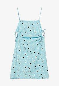 Bershka - Day dress - blue - 4