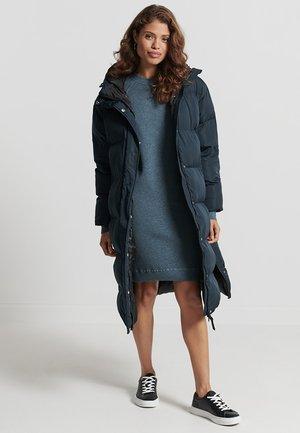Shift dress - blue mirage marl
