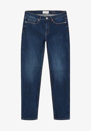 SUSAN - Slim fit jeans - dunkelblau