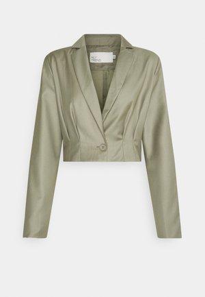 EASY CROPPED - Blazer - green