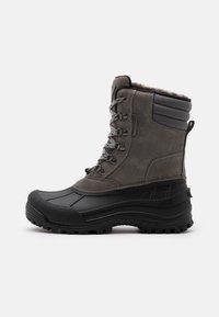 CMP - KINOS WP - Winter boots - graffite/nero - 0