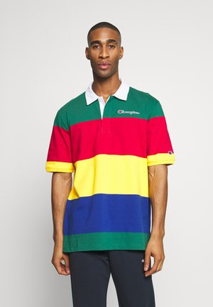 ROCHESTER TEAM STRIPES - Polo shirt - multicolor