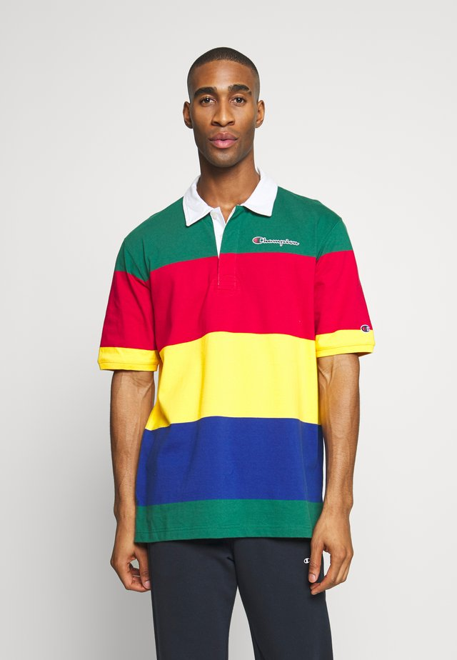 ROCHESTER TEAM STRIPES - Polo - multicolor